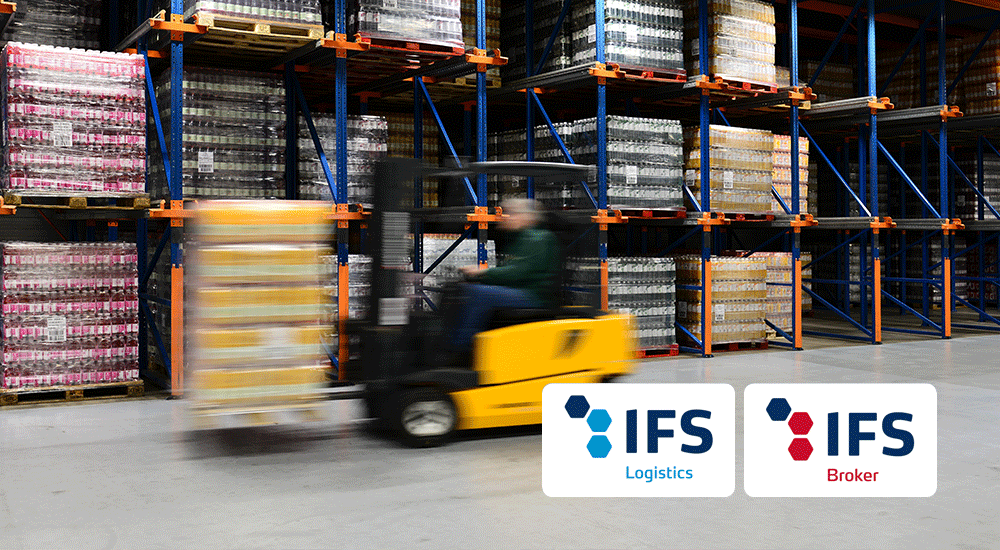 IFS Logistics & IFS Broker gecertificeerd