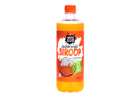 Tasting Good suikervrije siroop sinaasappel 0% 750ml