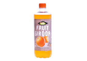 Fruit Oase Sinaasappel fruitsiroop 0,75 liter