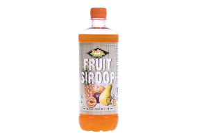 Multifruit fruitsiroop 0,75 liter
