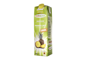 Fruit Action Ananassap 1,0 liter