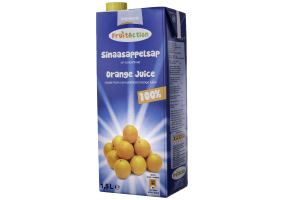 Fruit Action Sinaasappelsap 1,5 liter