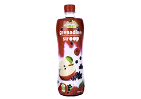Fruit Oase Grenadine Fruitsiroop 0,75 liter